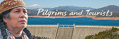 Pilgrims and Tourists banner image