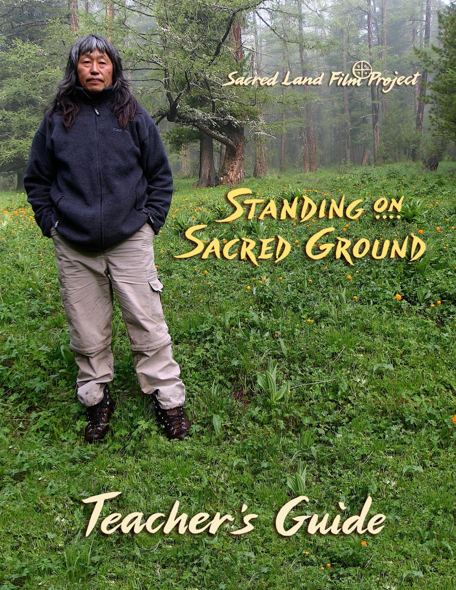 Standing on Sacred Ground 100-page Teacher's Guide